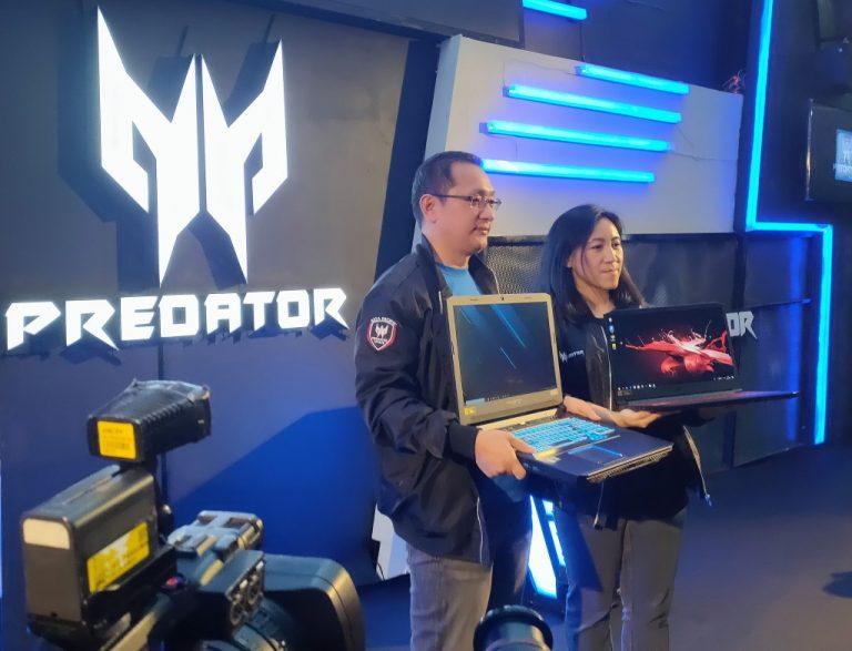 Jawab Kebutuhan Gamer, Acer Luncurkan Laptop Gaming Inovatif dan 'Powerful' Predator Helios 700 dan Nitro 7