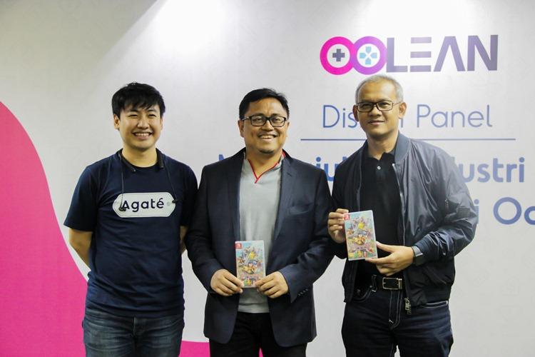 Gandeng Melon, Agate Luncurkan Oolean untuk Memajukan Industri Gim Indonesia
