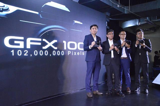 Fujifilm Merilis GFX100, Kamera Beresolusi Tertinggi di Dunia!