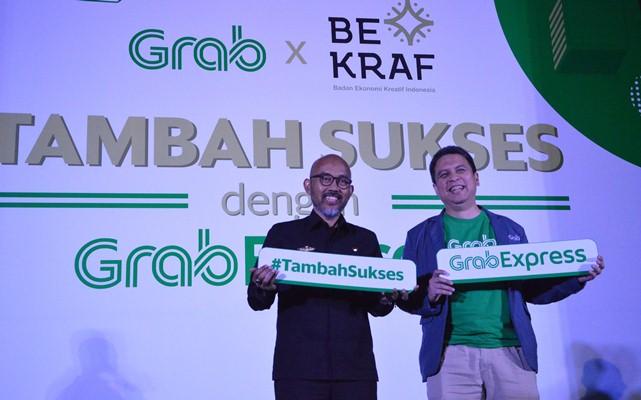Sematkan Fitur Khusus, GrabExpress & BEKRAF Latih 400 Wirausahawan Mikro untuk Dukung Pertumbuhan Bisnis di Indonesia