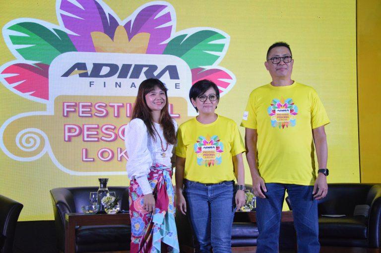 Dukung Pariwisata Daerah, ADIRA Finance Siap Gelar Pesona Lokal 2019