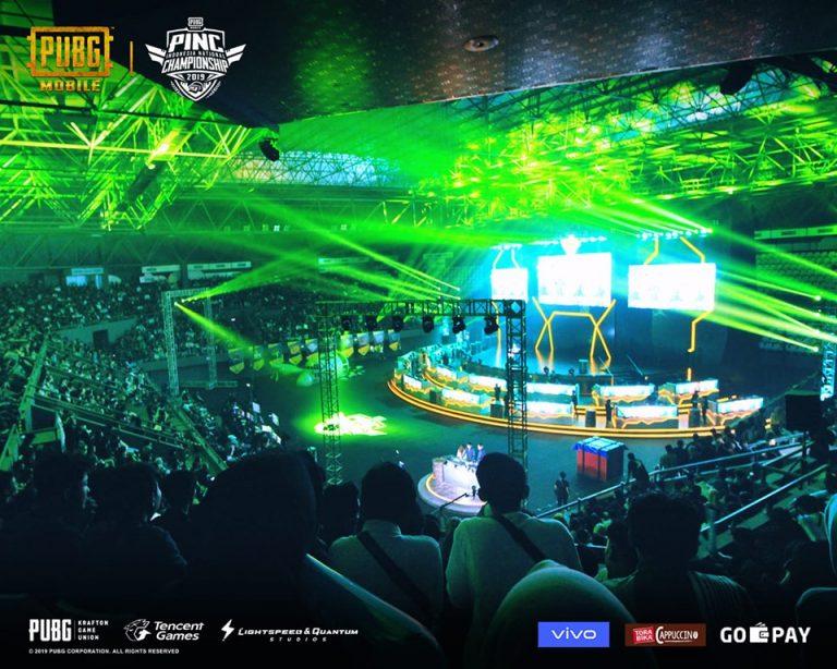 Grand Final PINC 2019 Resmi Berakhir, EVOS Esports Keluar sebagai Kampiun