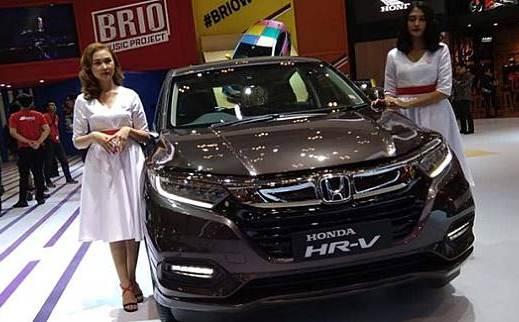 Honda Perkenalkan New Honda HR-V 1.5e Se Mugen Edition di Ajang GIIAS 2019