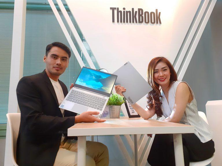 Andalkan Keamanan dan Desain Trendi, Lenovo Menjaring Pebisnis Milenial dengan Jajaran ThinkBook S Ultra-slim