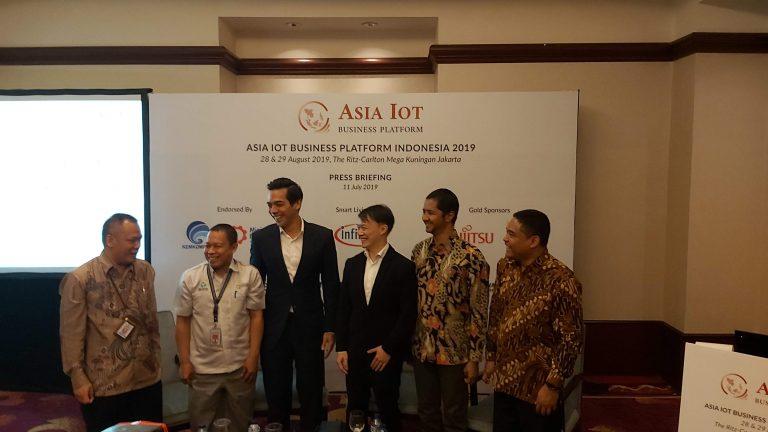 Digelar 28-29 Agustus 2019, Asia IoT Business Platform Akan Bahas Indonesia 4.0