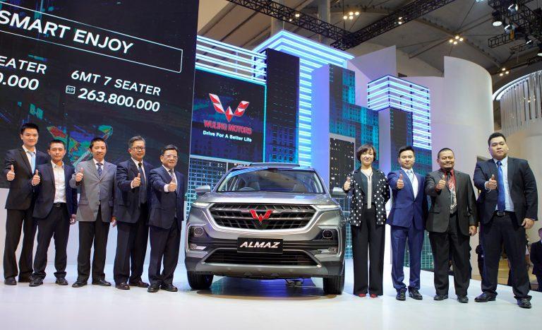 Sematkan Sentuhan Manusia, Varian Smart Technology SUV 'Almaz' Dipatok Mulai dari Rp260 Jutaan