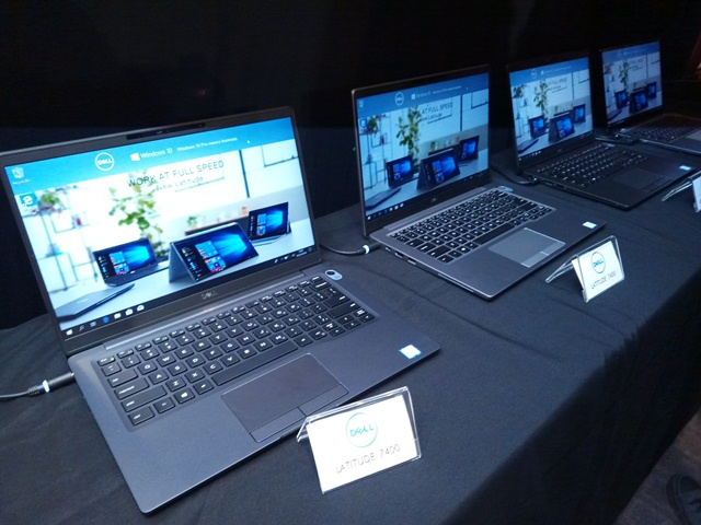 "Usung Tema ""Work At Full Speed"", Dell Luncurkan Jajaran Dell Latitude Terbaru"