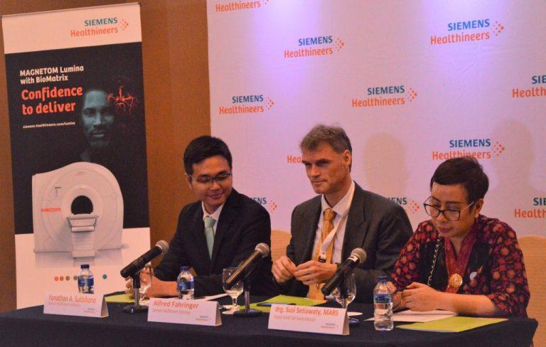 Inovasi MRI Terbaru, Siemens Healthineers Meluncurkan Magnetom Lumina dan Altea