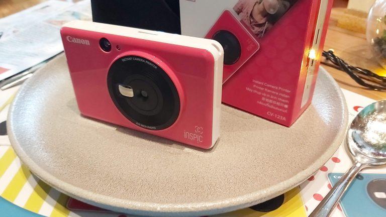 Canon iNSPic, Printer Instan yang Juga Berfungsi Sebagai Kamera