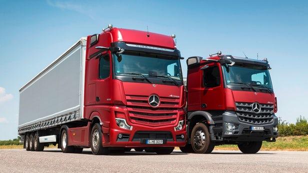 Dipatok Mulai Rp2 Miliar, Mercedes-Benz New Actros dan Arocs Jawab Tantangan Kebutuhan Bisnis Industri Berat