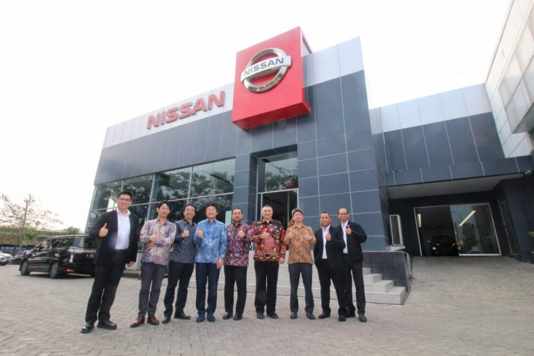 Nissan Kembali Resmikan Empat Outlet di Jabodetabek