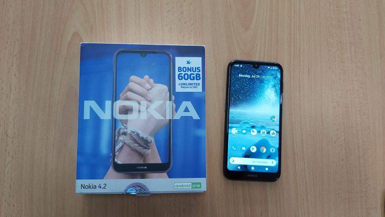 Review Nokia 4.2: Smartphone Dua Jutaan dengan Dukungan Penuh dari Google