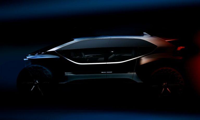 """Tampilkan Desain Radikal, Mobil Konsep Audi """"Trail Off-road"""" Mulai Debut di Frankfurt Auto Show 2019"""