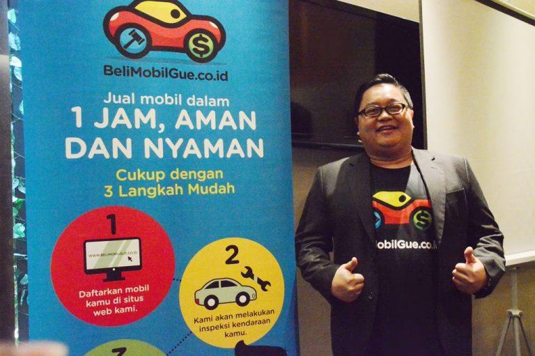 BeliMobilGue.co.id Resmi Tunjuk Johnny Widodo sebagai CEO Perusahaan