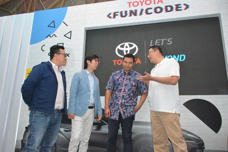 TAM Gelar Toyota Fun/Code, Ajang Kompetisi Pemrograman Digital di Tiga Kota Besar