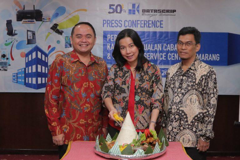 Datascrip Resmikan Kantor Penjualan Cabang Terbaru di Kota Semarang