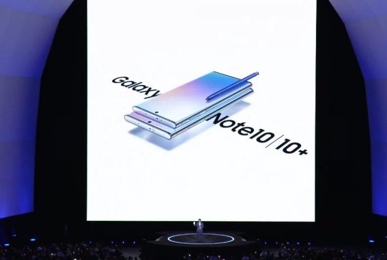 Resmi Meluncur, Samsung Galaxy Note 10 Series Tersedia dalam 2 Ukuran Layar