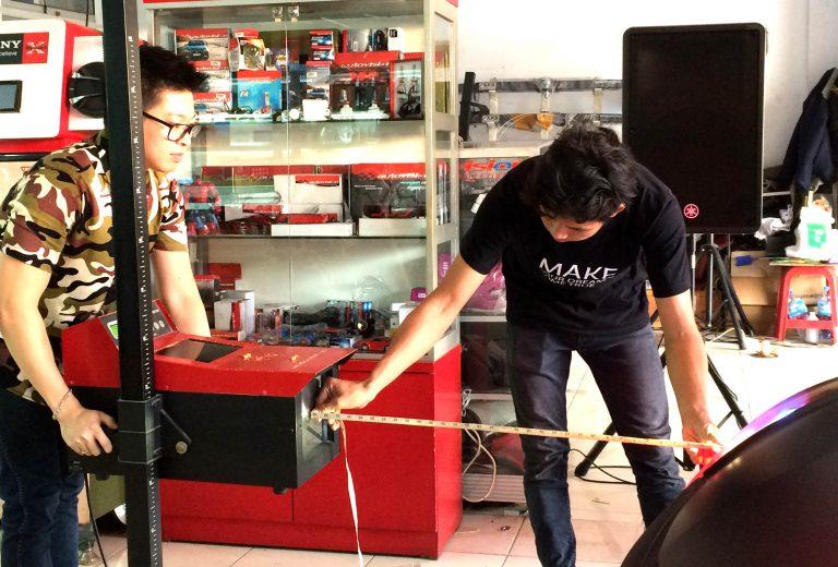 Workshop Hogiori Berikan Panduan Memilih LED Headlamp Mobil