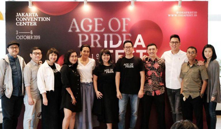 "IdeaFest ke-8 Siap Digelar Oktober 2019, Mengusung Tema ""Age of Pride"" Persembahan SAMARA Live"