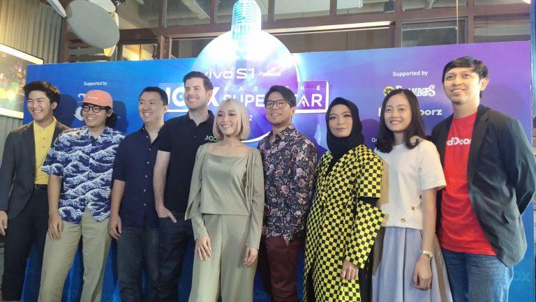 JOOX Karaoke Superstar Vol. 2 Digelar, Vivo dan Trinity Optima Jadi Sponsor Utama