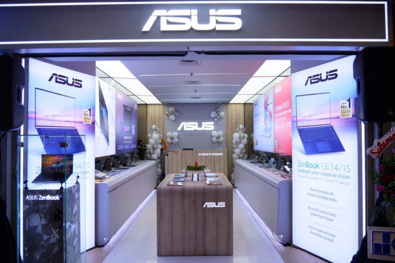 ASUS Resmikan ZenBook Store Pertama di Indonesia