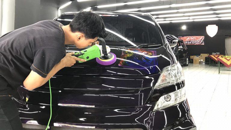 Ini Biaya dan Tips Merawat Bodi Mobil Pasca Treatment Scuto Nano Ceramic+