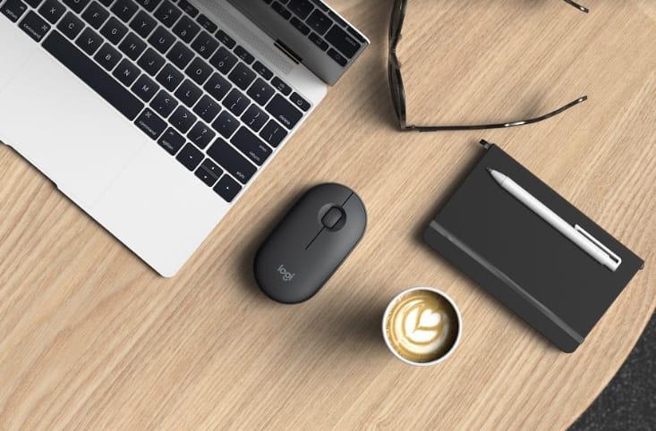 """Logitech Pebble M350: """"Mouse Wireless"""" yang Senyap Saat Digunakan"""