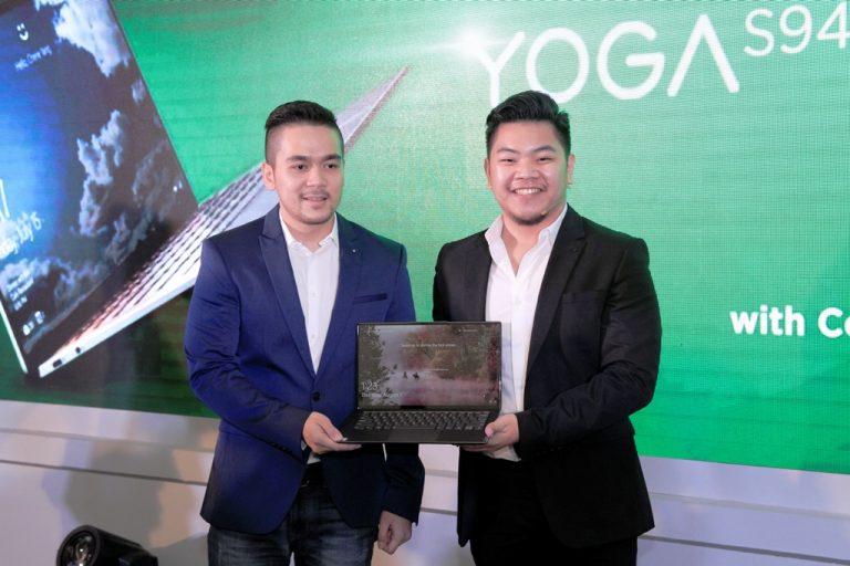 Dijual Rp 25 Juta di Indonesia, Lenovo Yoga S940 Jadi Notebook Berlayar Contour Glass Pertama di Dunia