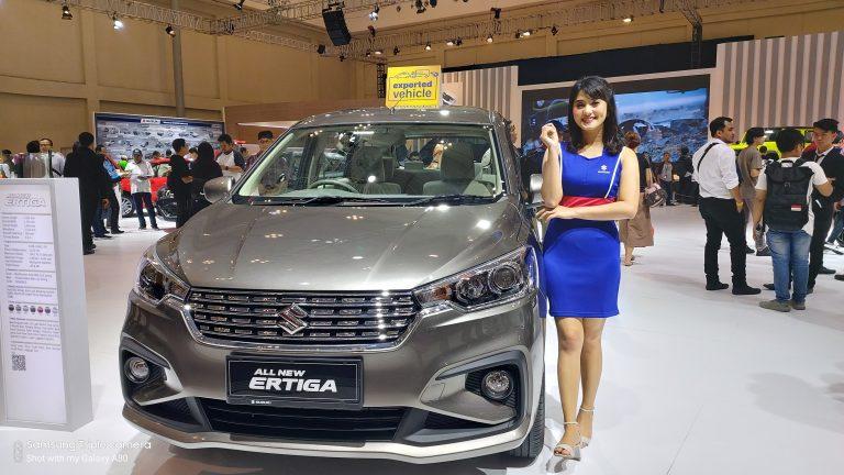 Hasil GIIAS 2019, Suzuki Berhasil Jual 1.159 Unit Kendaraan