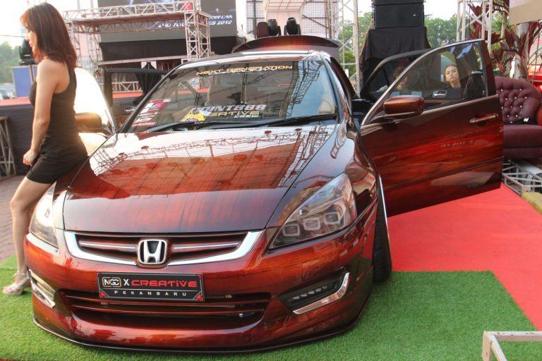 Inilah Dua Jawara Autovision AutoLightUp Pekanbaru 2019