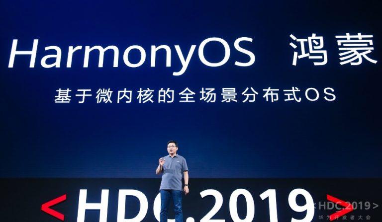 Umumkan HarmonyOS, Huawei Tetap Berkomitmen dengan Android OS di Smartphone