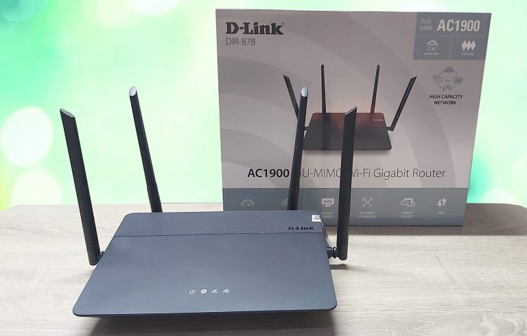 D Link Dir 878 Dual Band Solusi Cerdas Untuk Dapatkan Bandwidth Stabil Mobitekno