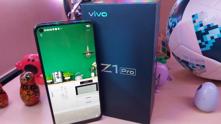 Buat yang Butuh Smartphone Bertenaga Besar, Vivo Z1 Pro Segera Hadir di Indonesia