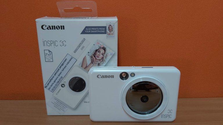 Review Canon iNSPiC [S]: Solusi Jitu untuk Mencetak Momen Terindah