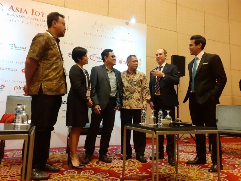 Konferensi AIBP 'Indonesia 4.0' Pamerkan Teknologi IoT Terbaru