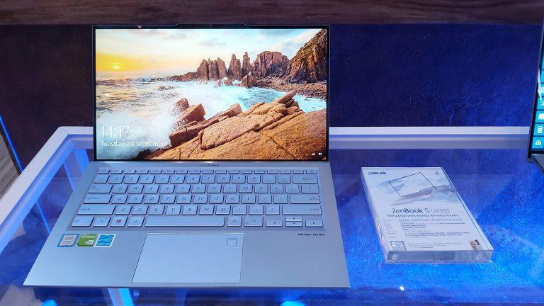 Asus Luncurkan ZenBook UX392 dan ZenBook Flip UX362, Harga Mulai 11 Jutaan