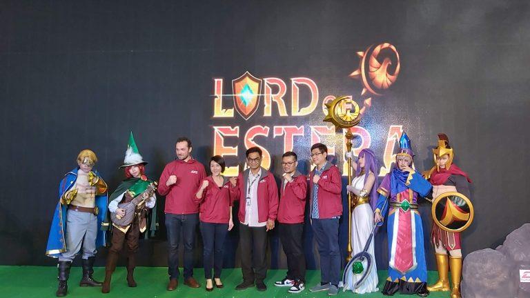 Lord of Estera, Game Baru Telkomsel yang Tidak Butuh Spesifikasi Smartphone Tinggi