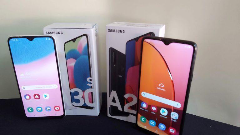Samsung Galaxy A20s dan Galaxy A30s Sudah Ada di Indonesia, Kini Diperkuat NFC