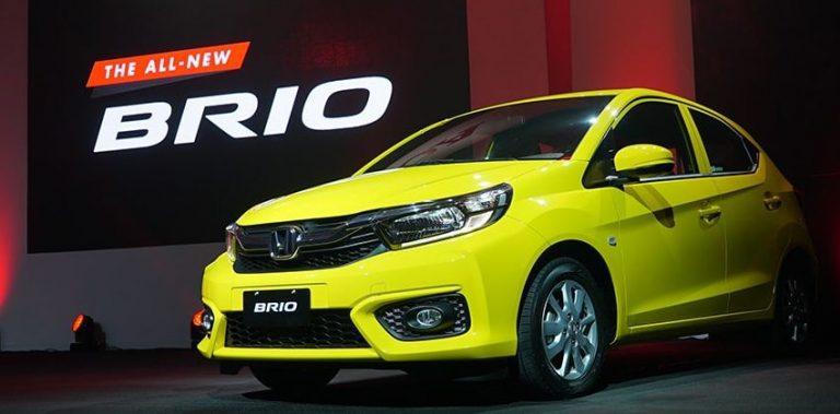 Honda Brio Jadi Penyokong Tertinggi Penjualan Retail Honda di Bulan Agustus 2019