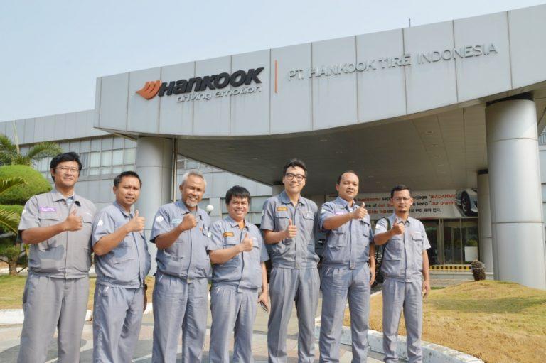 Hadirkan Produk Ban Premium, Pabrik Ban Hankook Tire Gunakan Teknologi Terbaru dan Tercanggih