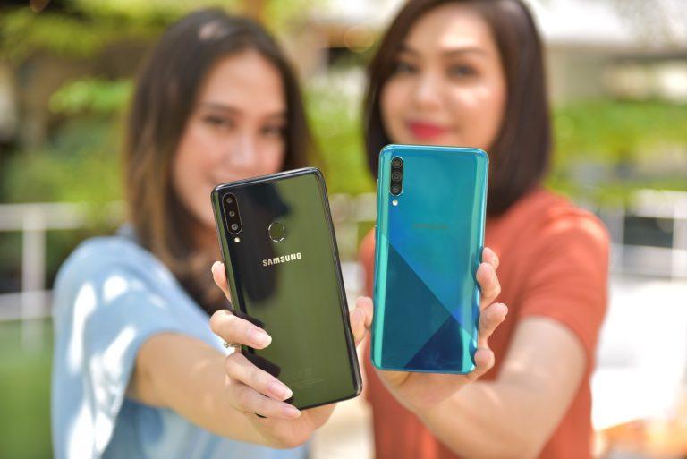Ini Spesifikasi Samsung Galaxy A20s dan Galaxy A30s