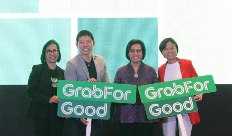 """Wujudkan Kontribusi Sosial, Grab Luncurkan Program """"Grab For Good"""""""