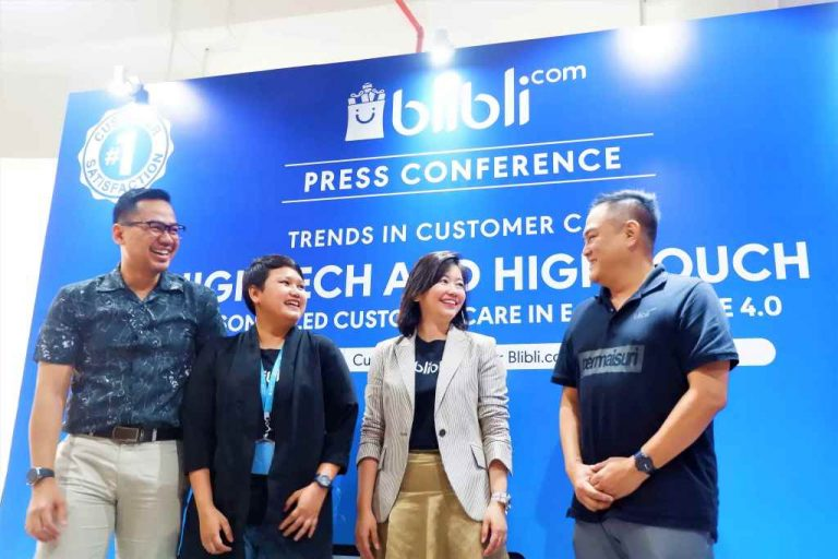 Blibli.com Kembangkan CLARA dan BLITS: Antara Sentuhan Manusia dan Sentuhan Teknologi