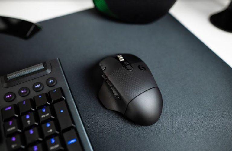 Logitech Merilis Mouse Nirkabel Gaming Terbarunya, G604 LIGHTSPEED