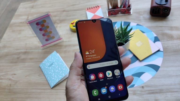 Fitur Galaxy A50s Lebih Baik, Bagaimana Nasib Galaxy A50?