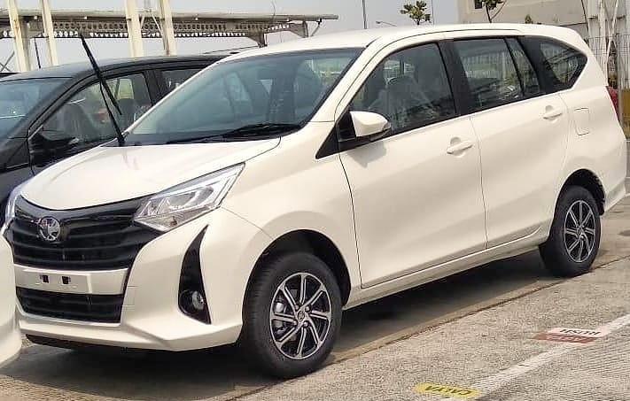 Benarkah Ini Tampilan Toyota Calya Facelift 2019?