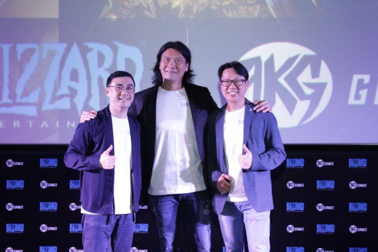 Tergiur Industri Gaming Tanah Air, Salim Group Gaet Blizzard Entertainment™ Wujudkan Ekosistem eSports