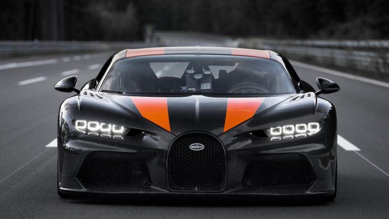 Belum Pernah Ada Seri 'Hypercar' yang Menembus Kecepatan 300mph, Selain Bugatti!