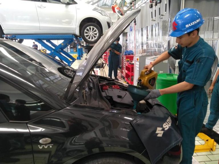 Puaskan Pelanggan Suzuki Gelar Suzuki Day di Singaraja Bali