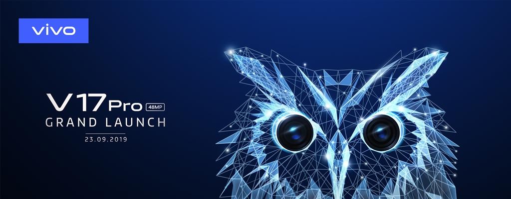 vivo V17 Pro Launch